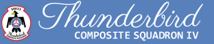 T-bird Banner with Logo